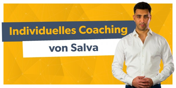 Individuelles Coaching von Salva