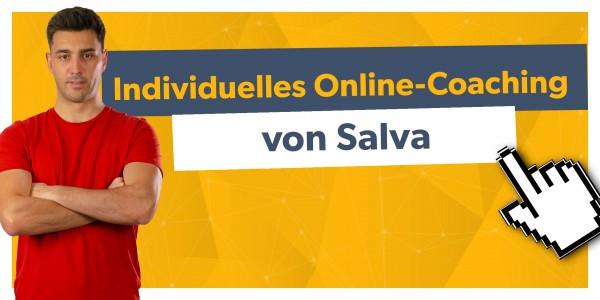 Individuelles Online-Coaching von Salva